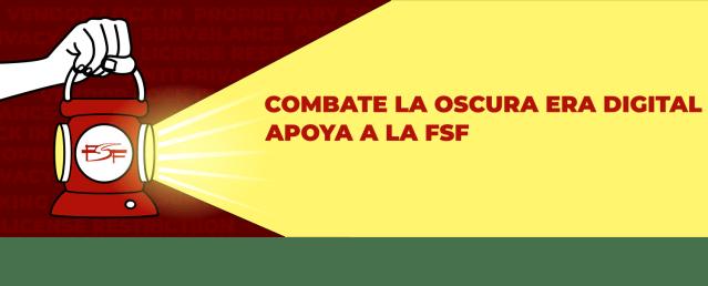 La FSF es una entidad sin ánimo de lucro que promueve mundialmente la libertad de las personas usuarias de ordenadores y defiende su derecho al uso de software libre.