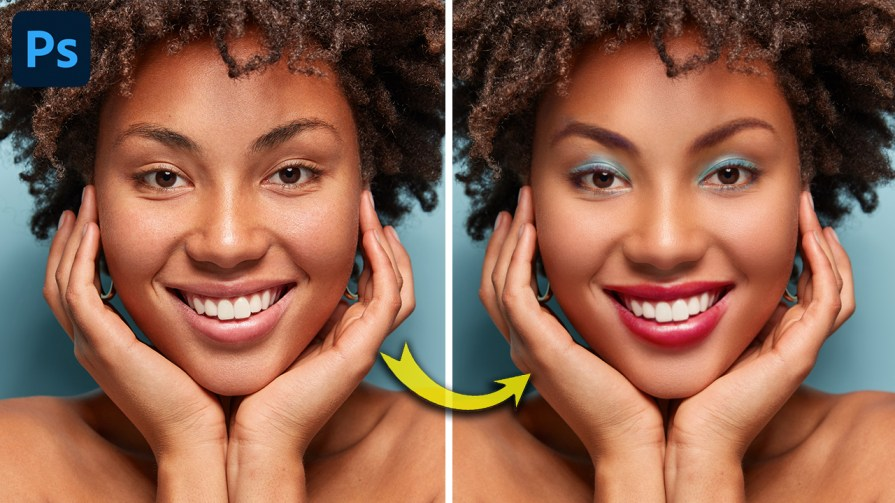 Transfer Makeup From One Person To Another