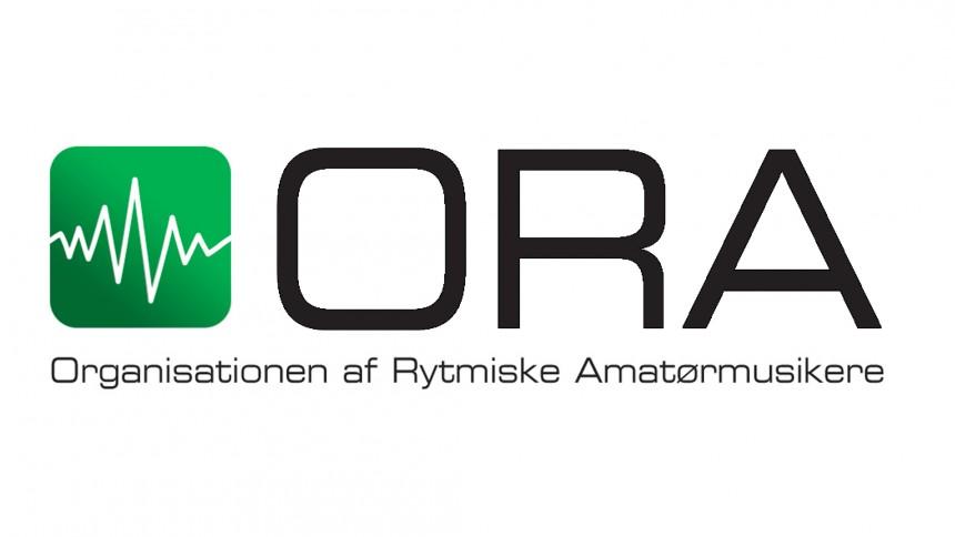 Billedresultat for ORA logo organisationen af rytmiske amatørmusikere
