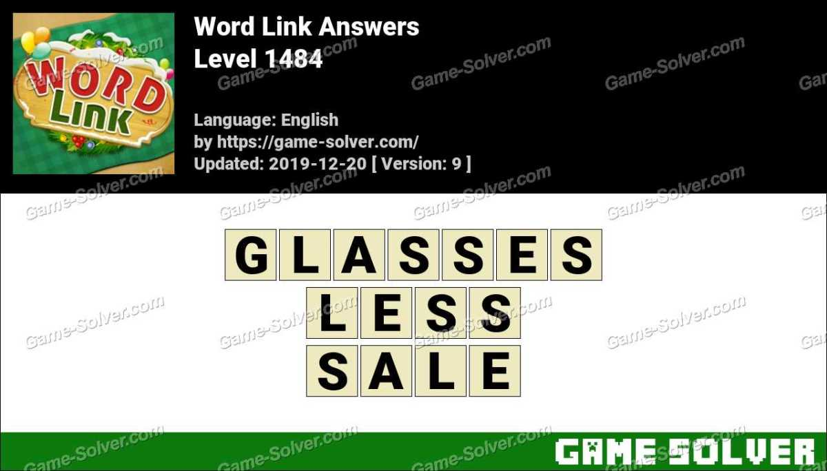 Word Link Level 1484 Answers