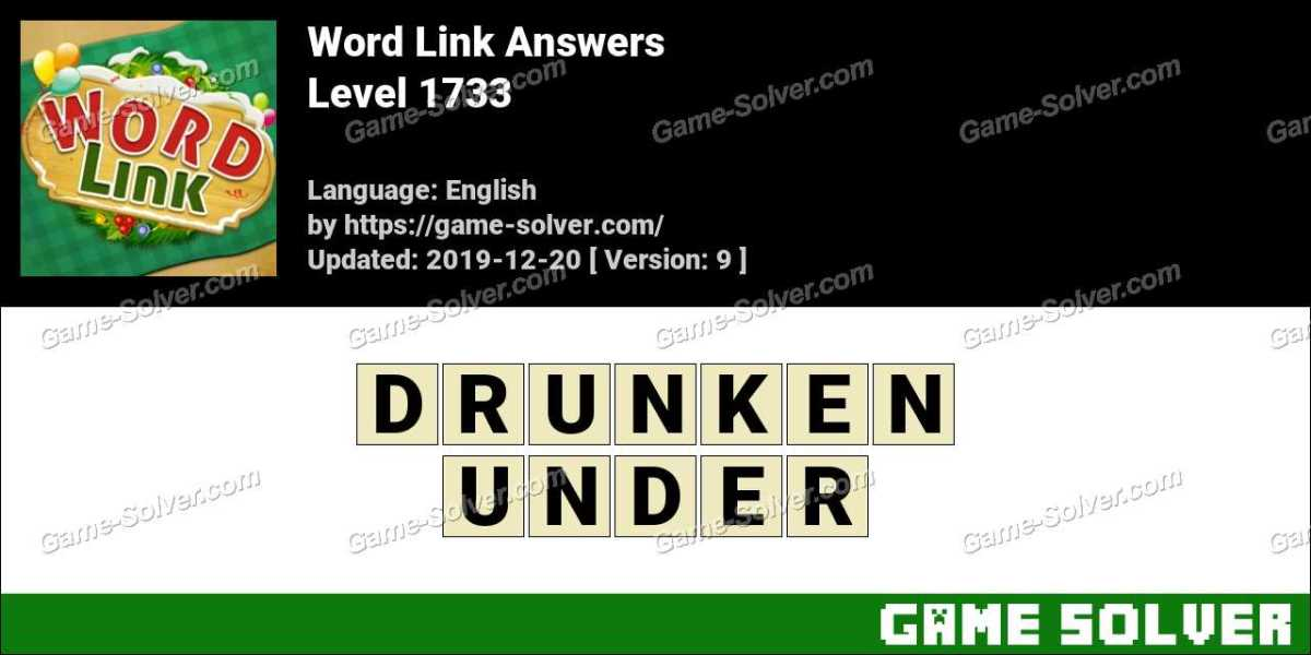 Word Link Level 1733 Answers