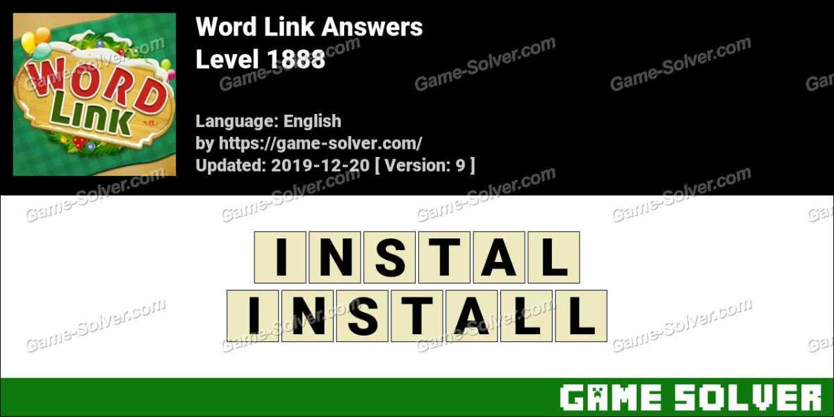 Word Link Level 1888 Answers