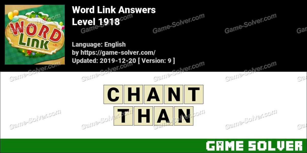 Word Link Level 1918 Answers