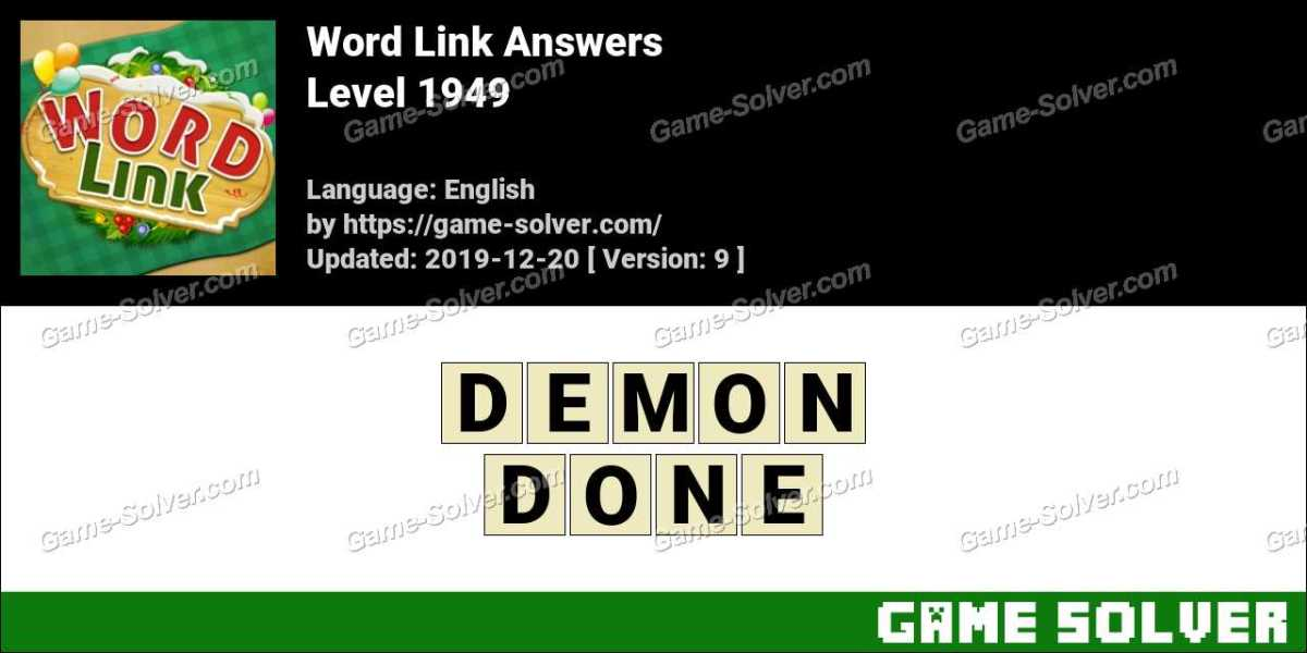 Word Link Level 1949 Answers