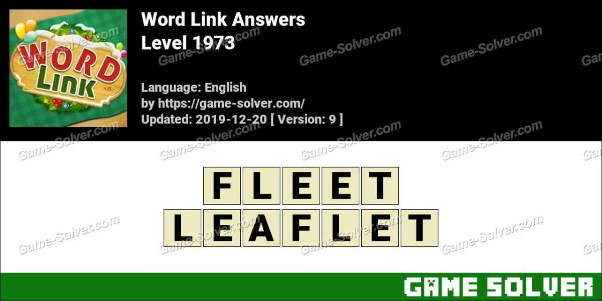 Word Link Level 1973 Answers