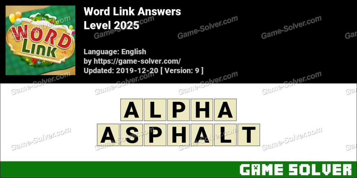 Word Link Level 2025 Answers