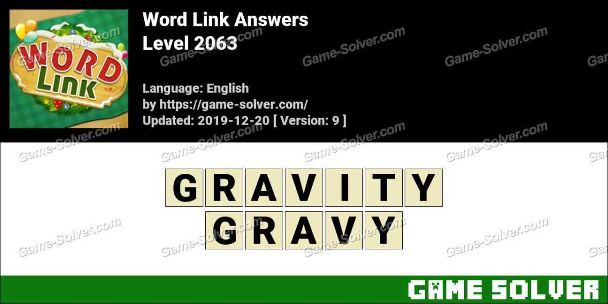 Word Link Level 2063 Answers