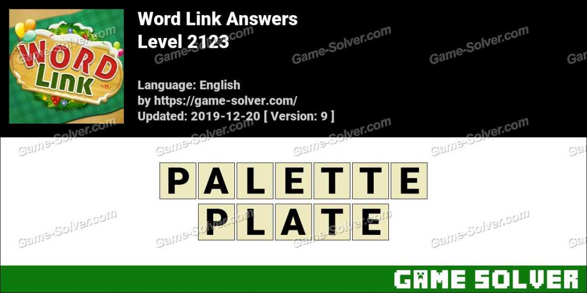 Word Link Level 2123 Answers