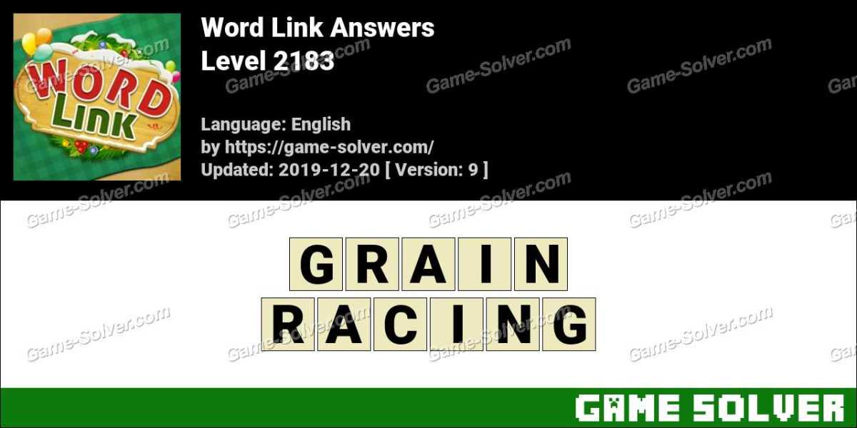 Word Link Level 2183 Answers