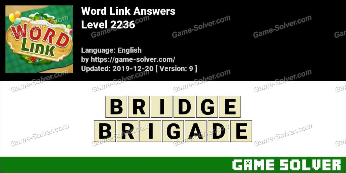 Word Link Level 2236 Answers