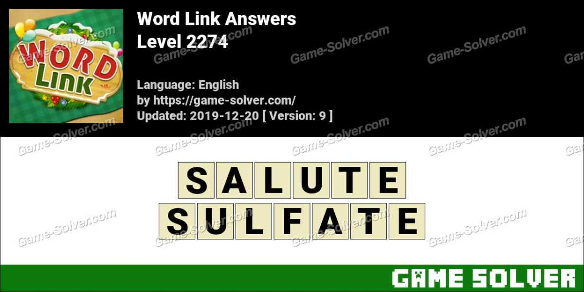 Word Link Level 2274 Answers