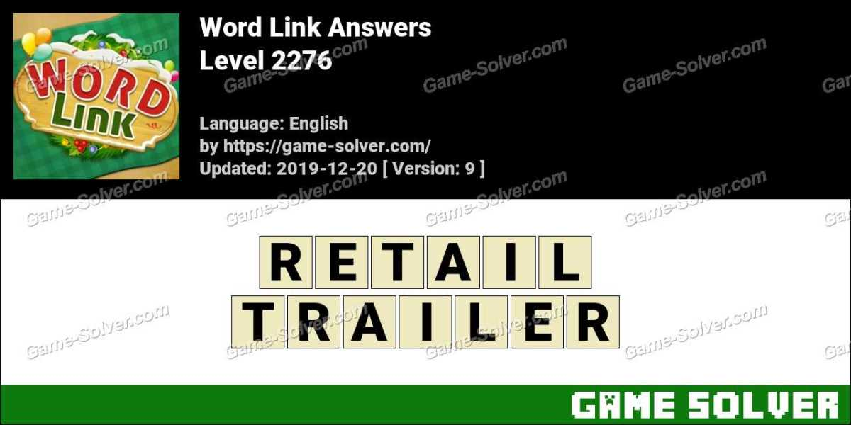 Word Link Level 2276 Answers