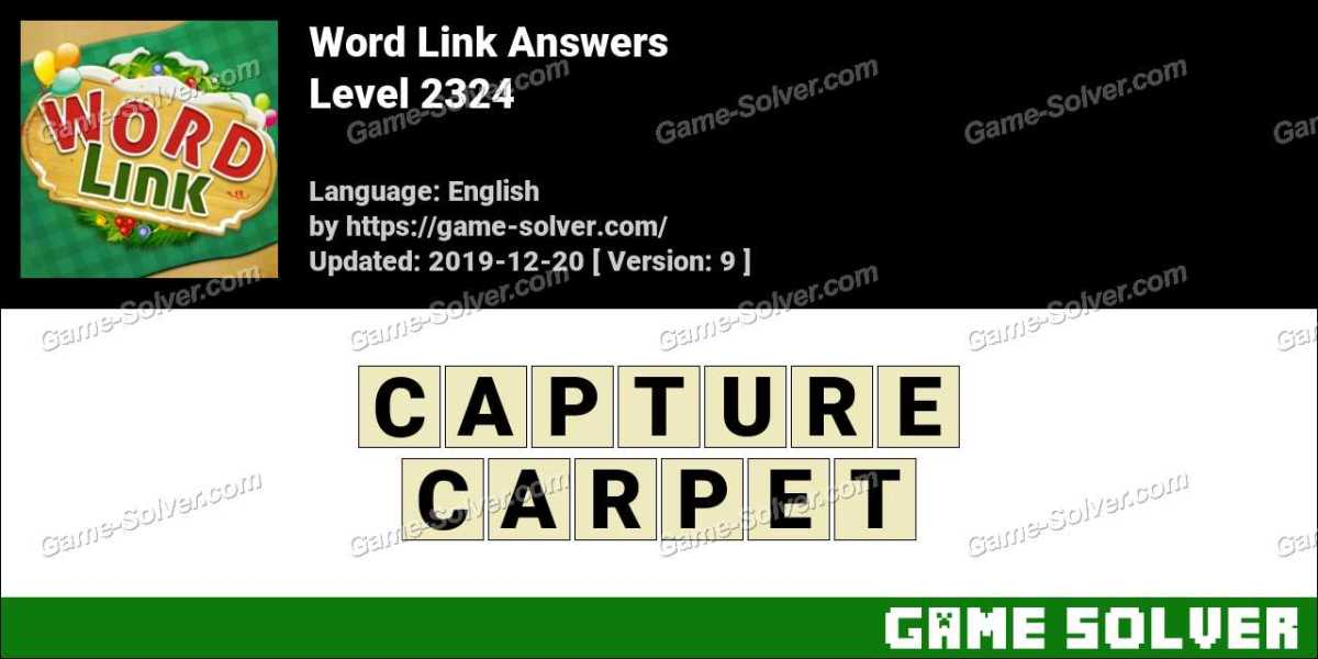 Word Link Level 2324 Answers