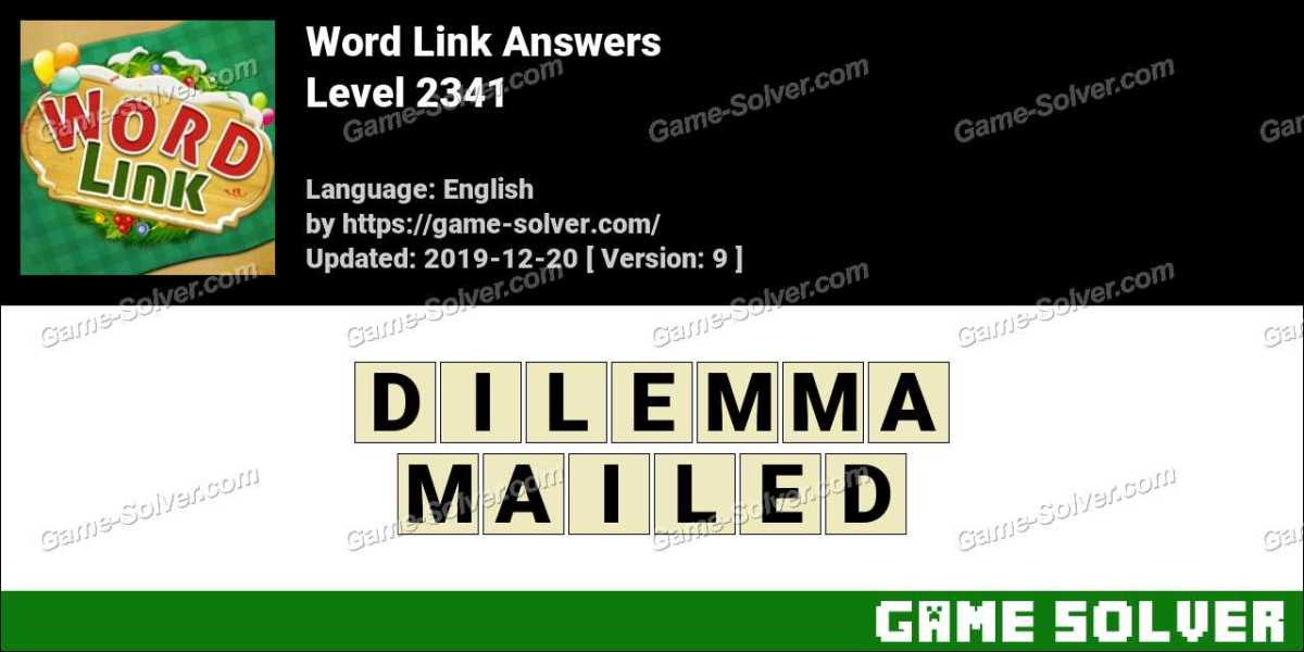 Word Link Level 2341 Answers