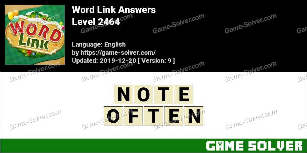 Word Link Level 2464 Answers