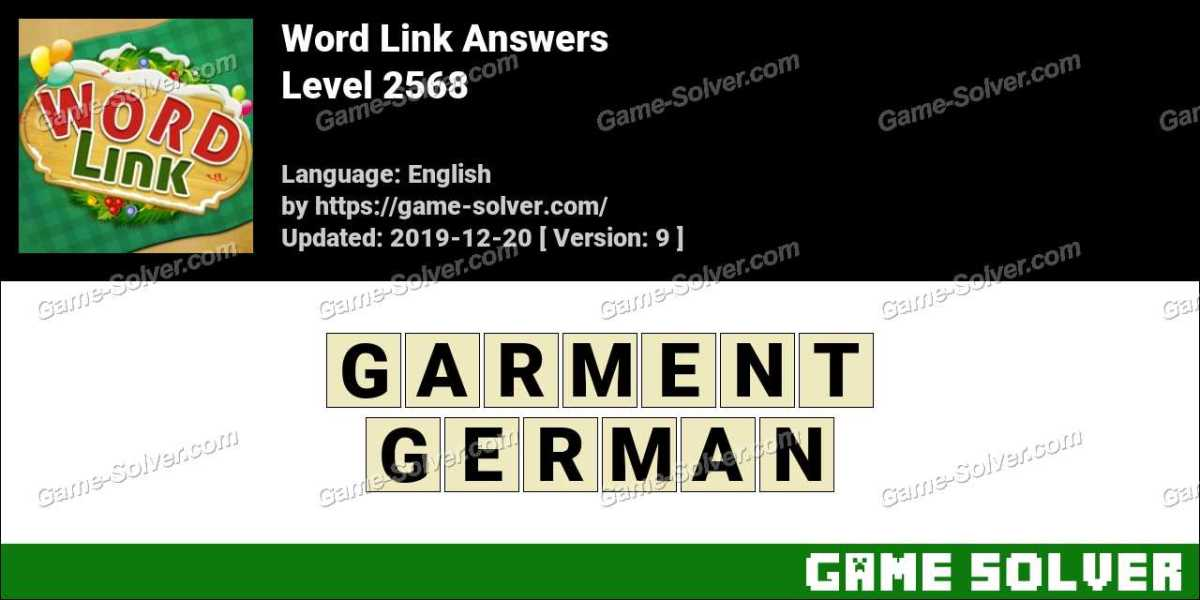 Word Link Level 2568 Answers