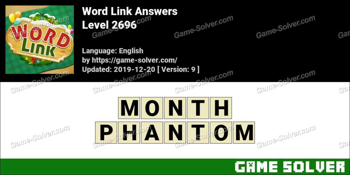 Word Link Level 2696 Answers