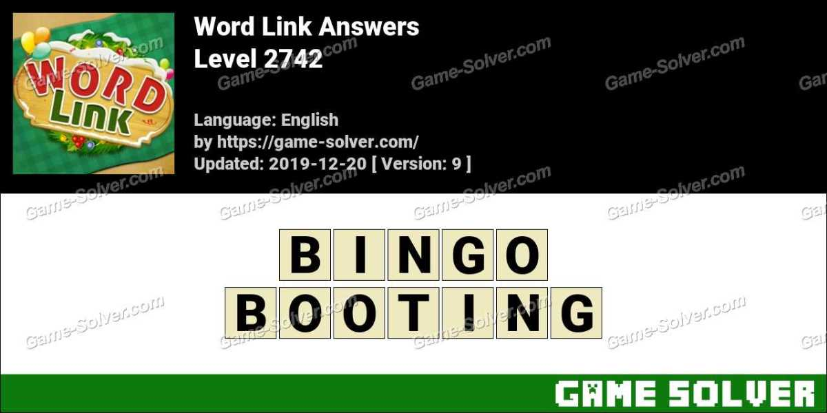 Word Link Level 2742 Answers