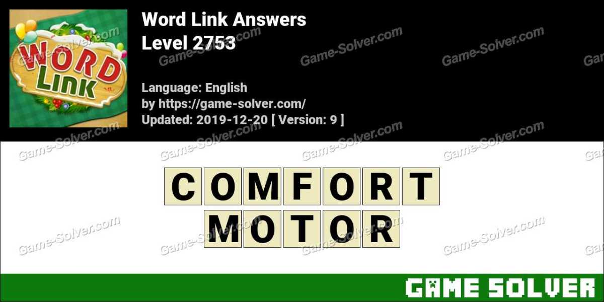Word Link Level 2753 Answers
