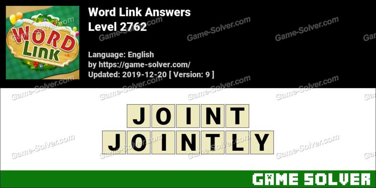 Word Link Level 2762 Answers