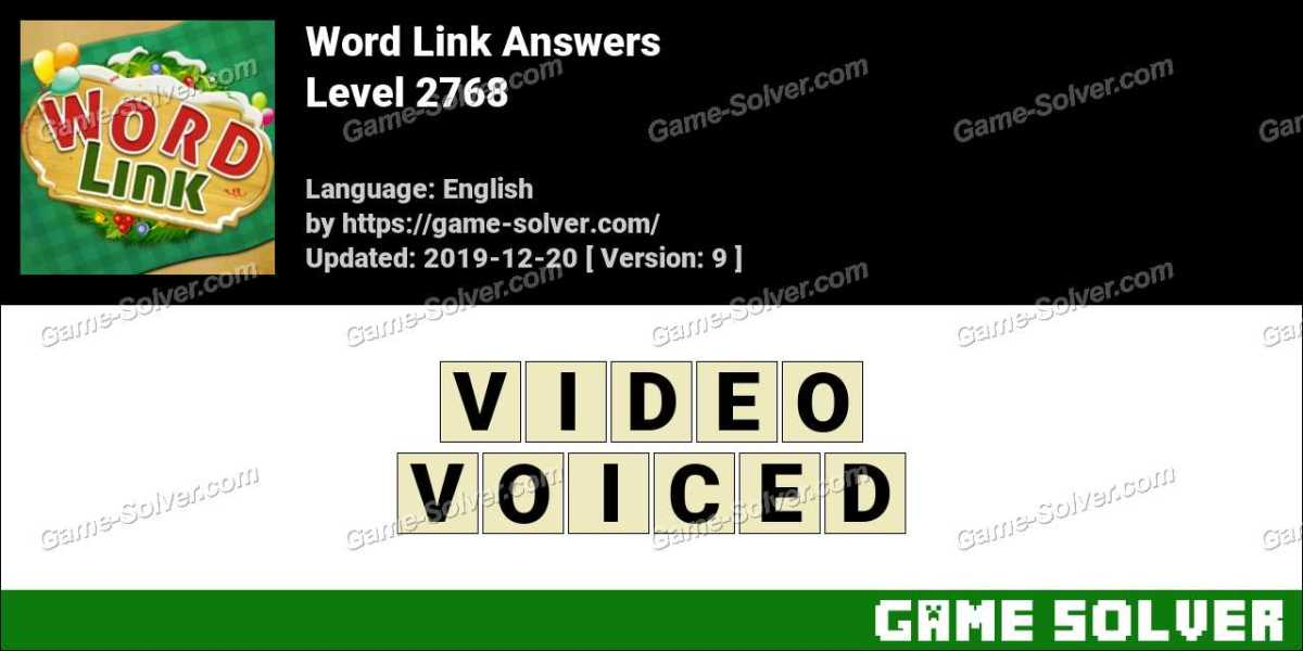 Word Link Level 2768 Answers