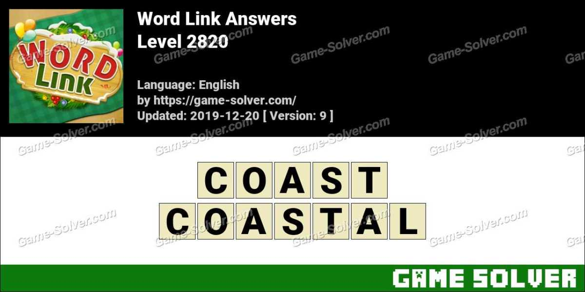 Word Link Level 2820 Answers