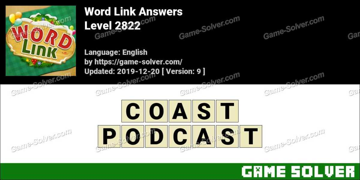 Word Link Level 2822 Answers