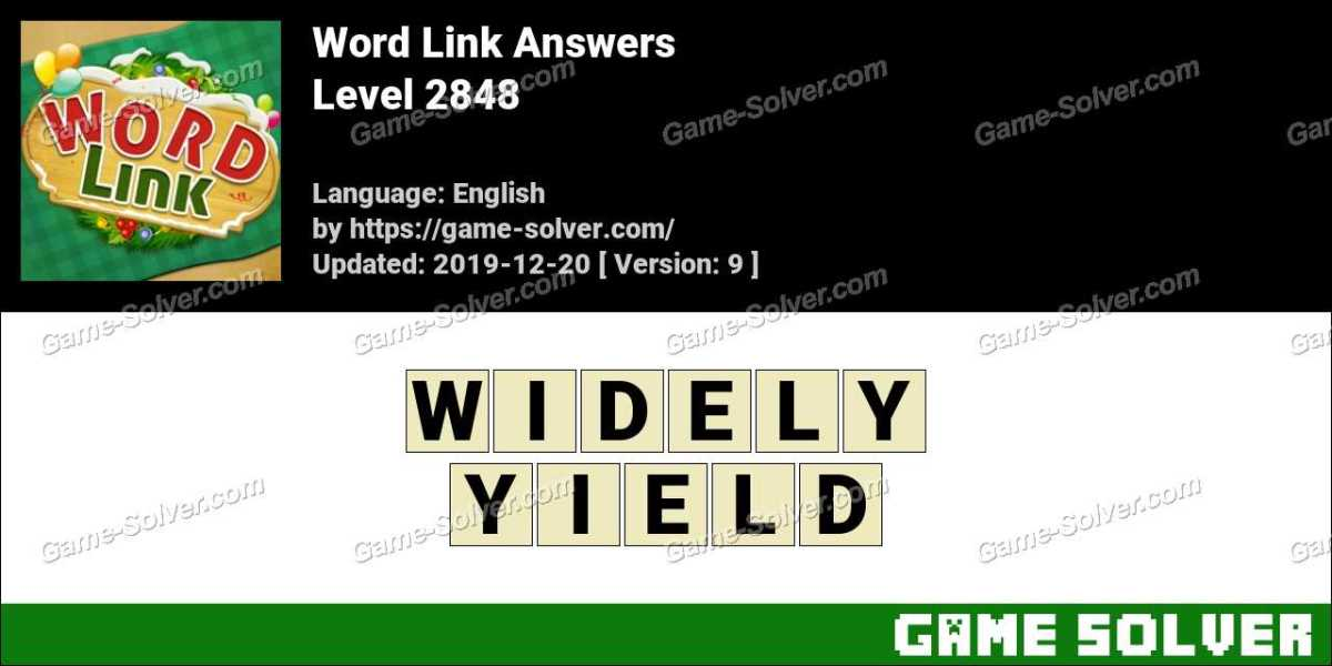 Word Link Level 2848 Answers