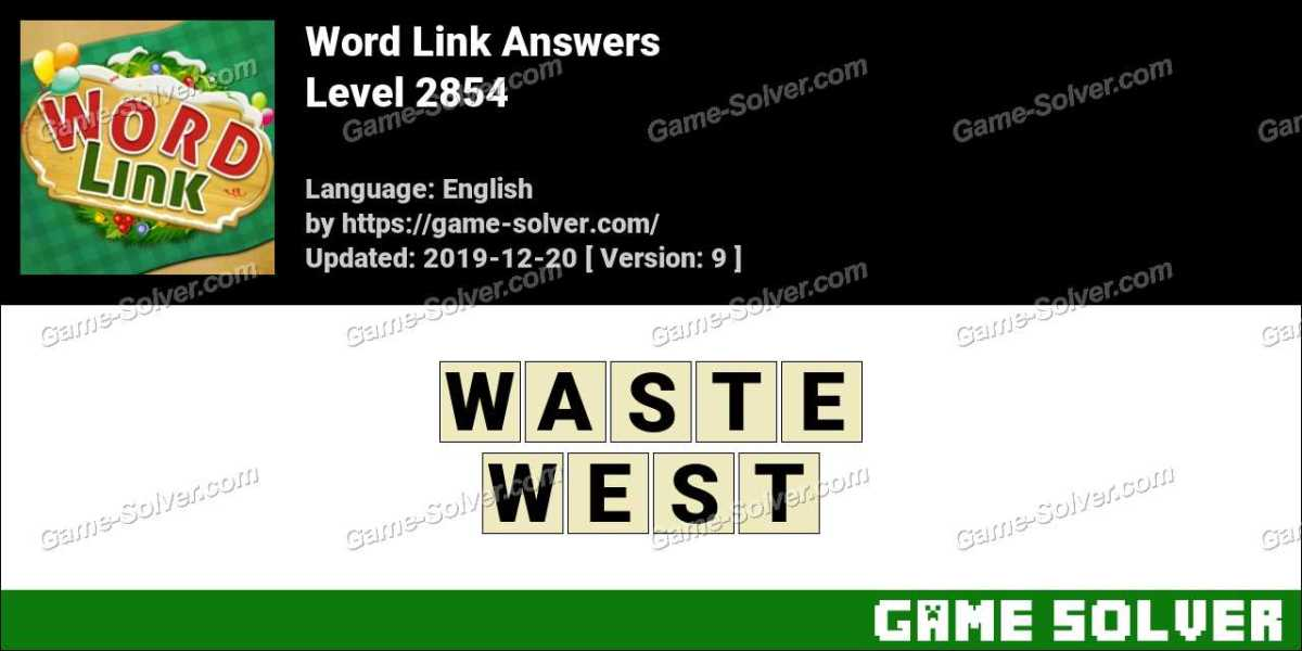 Word Link Level 2854 Answers