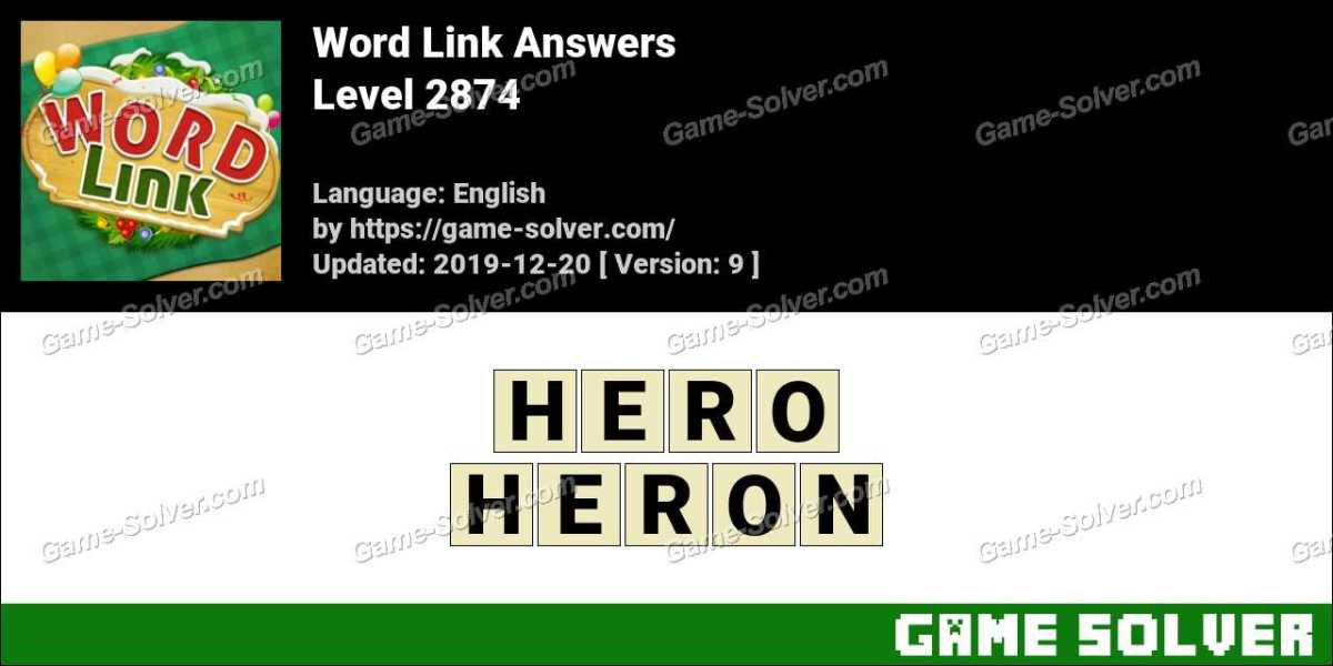 Word Link Level 2874 Answers