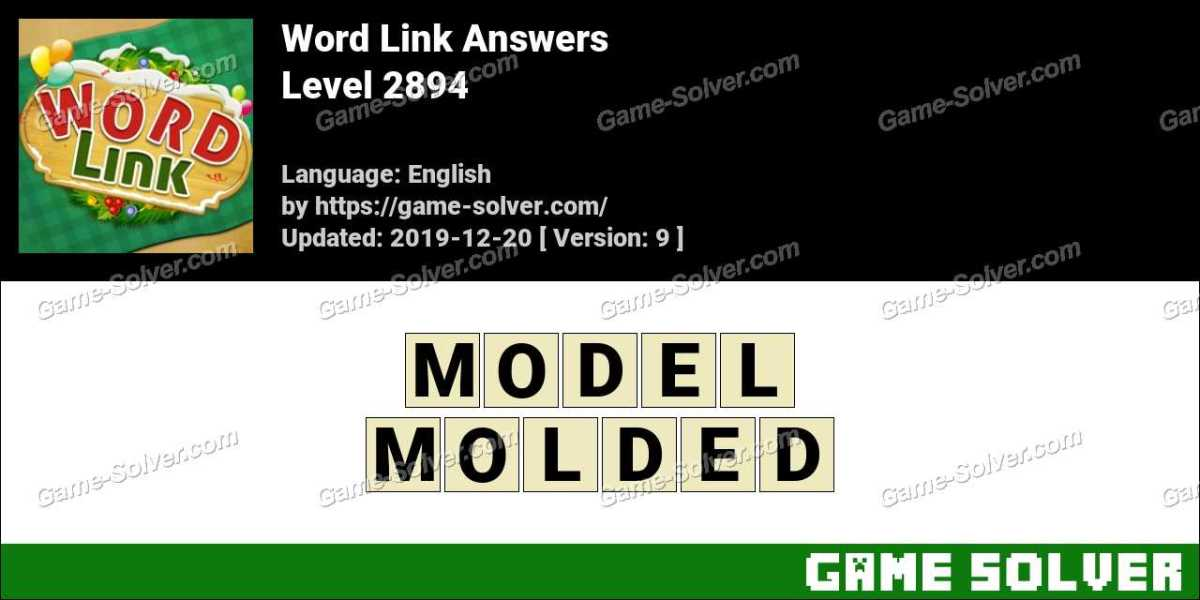 Word Link Level 2894 Answers