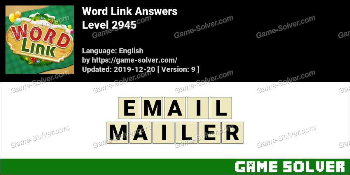 Word Link Level 2945 Answers