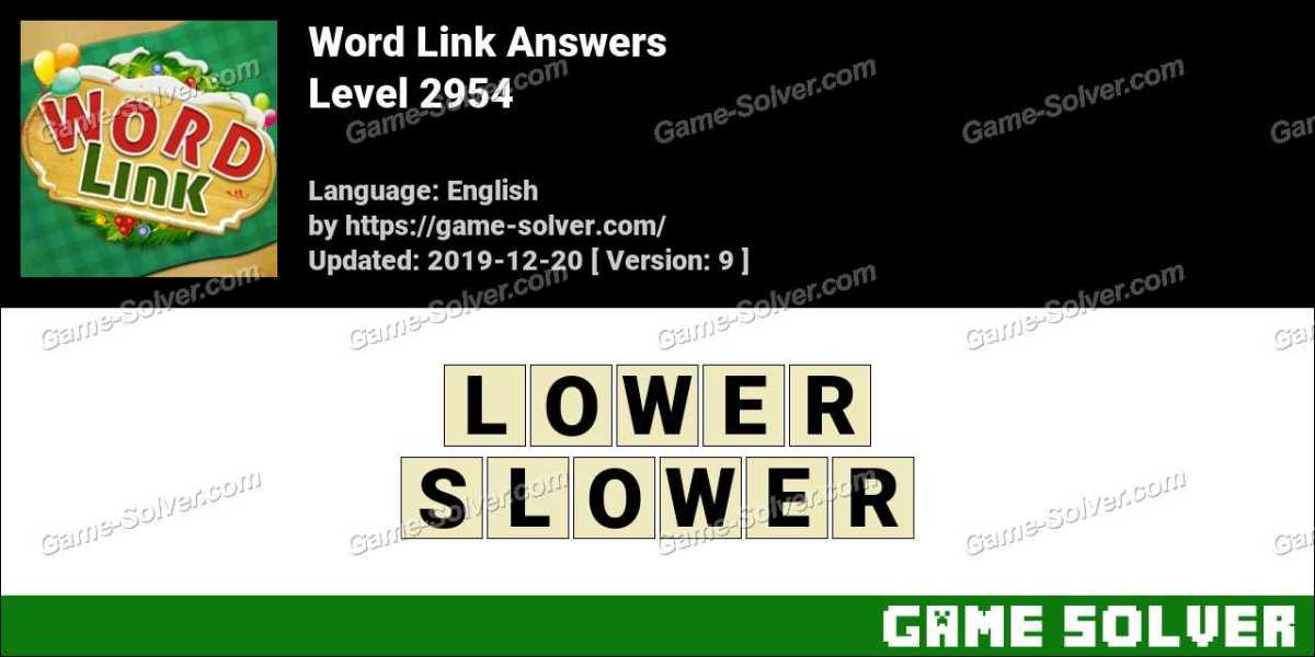 Word Link Level 2954 Answers