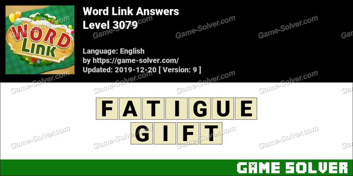 Word Link Level 3079 Answers