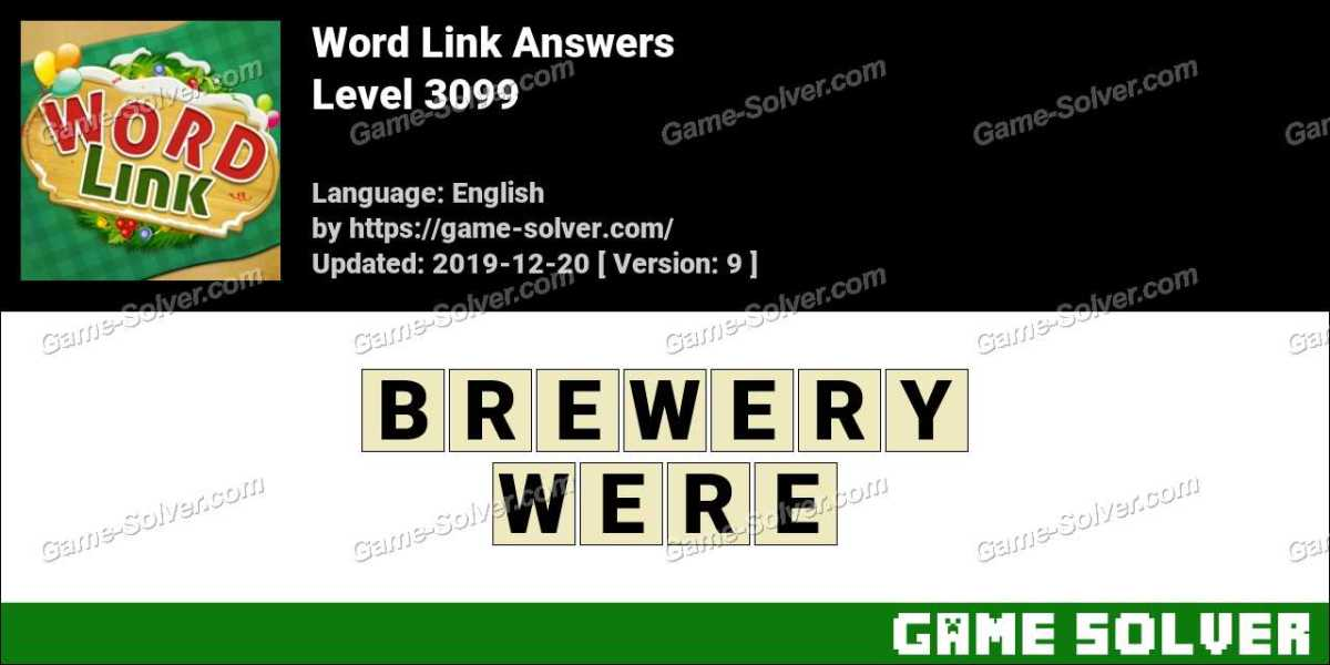 Word Link Level 3099 Answers