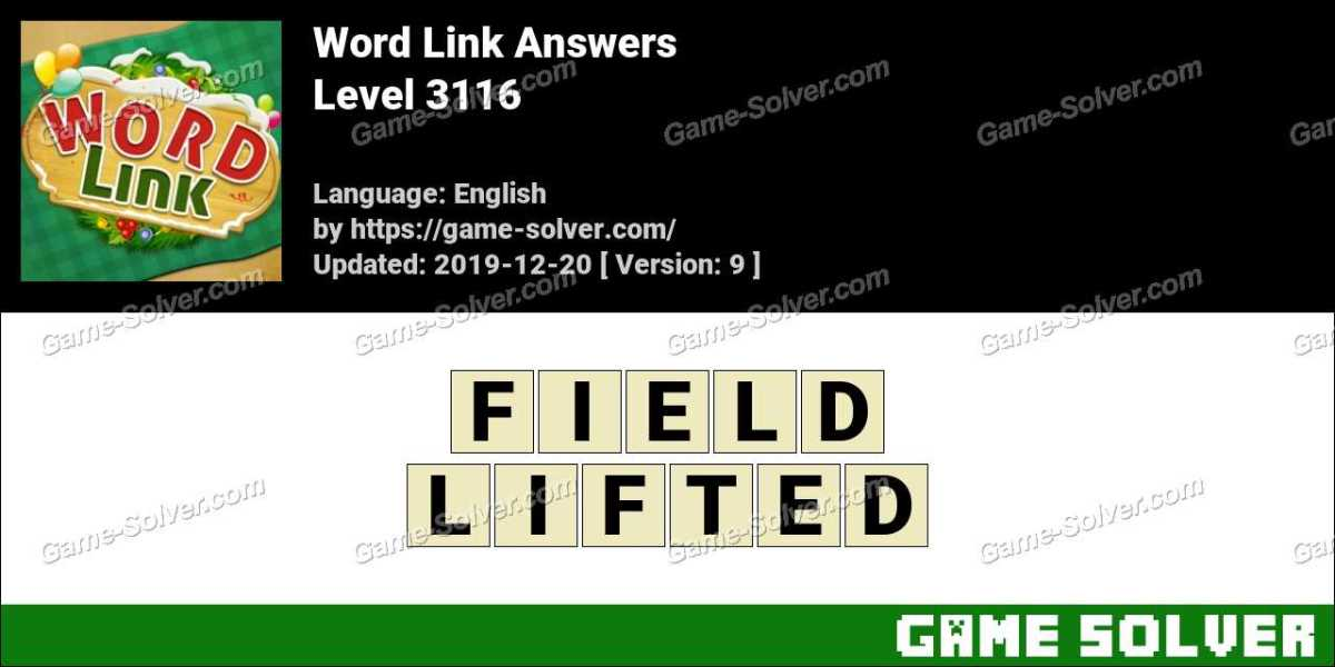 Word Link Level 3116 Answers