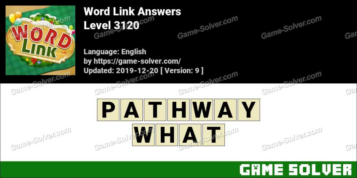 Word Link Level 3120 Answers