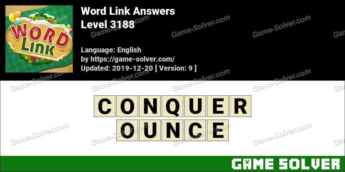 Word Link Level 3188 Answers