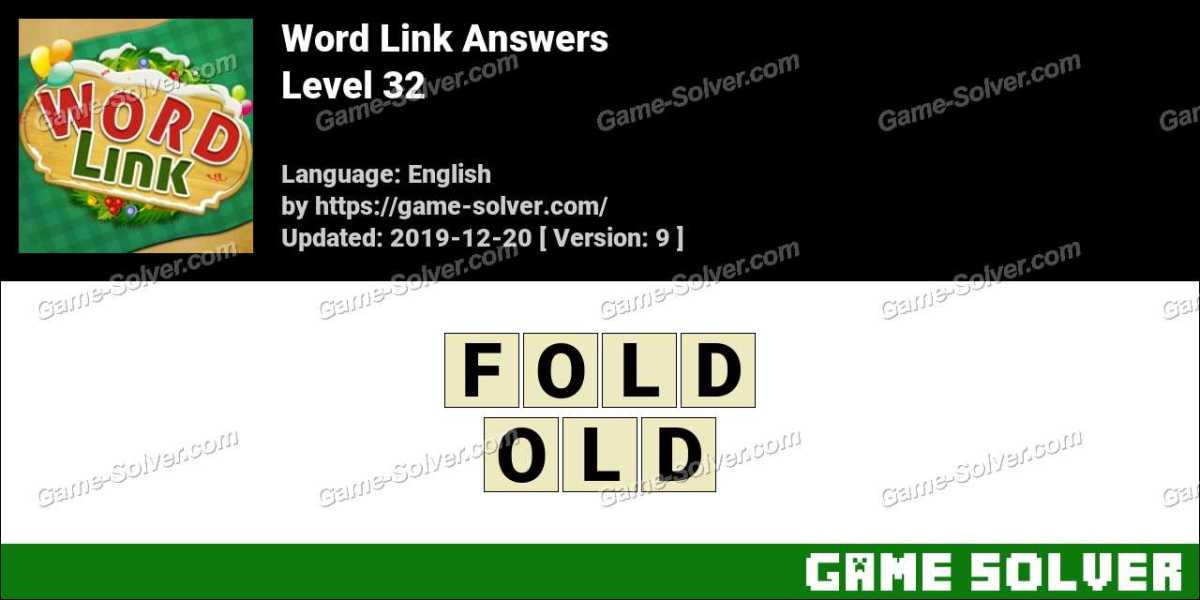Word Link Level 32 Answers