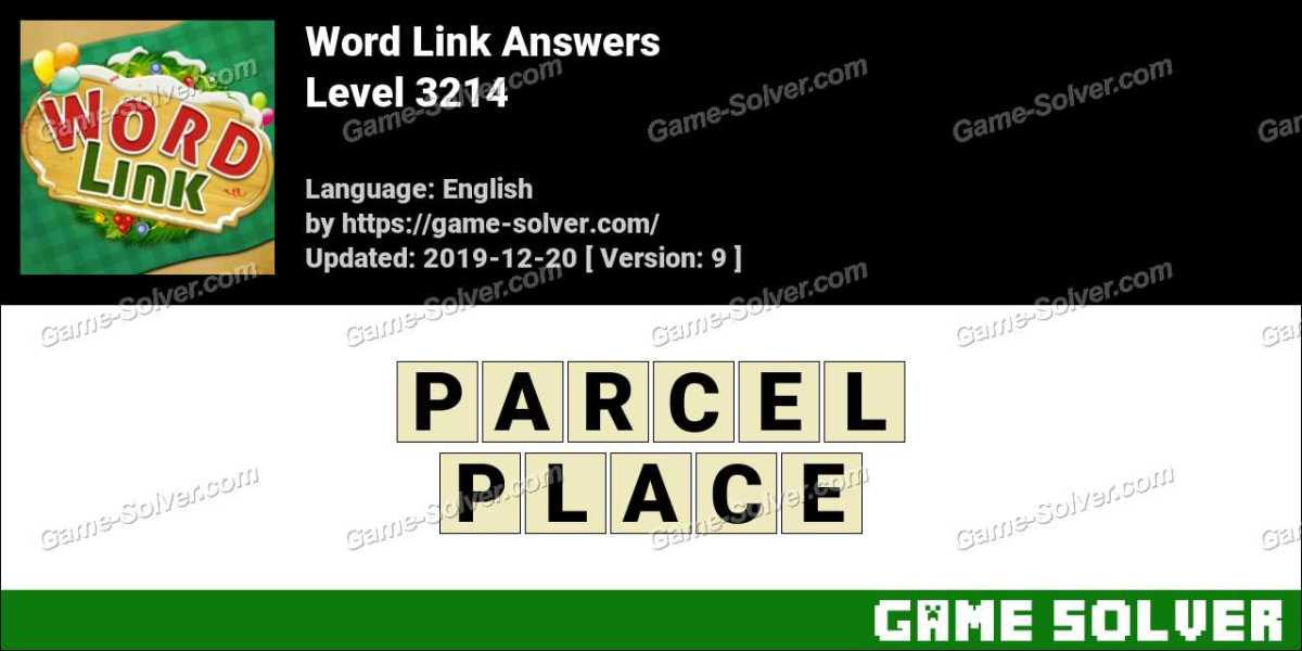 Word Link Level 3214 Answers
