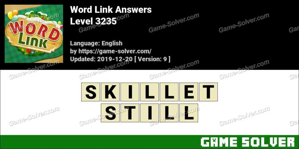 Word Link Level 3235 Answers