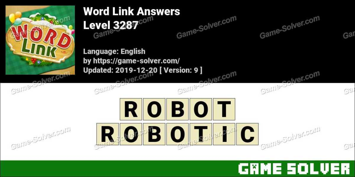 Word Link Level 3287 Answers