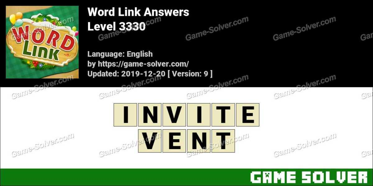Word Link Level 3330 Answers