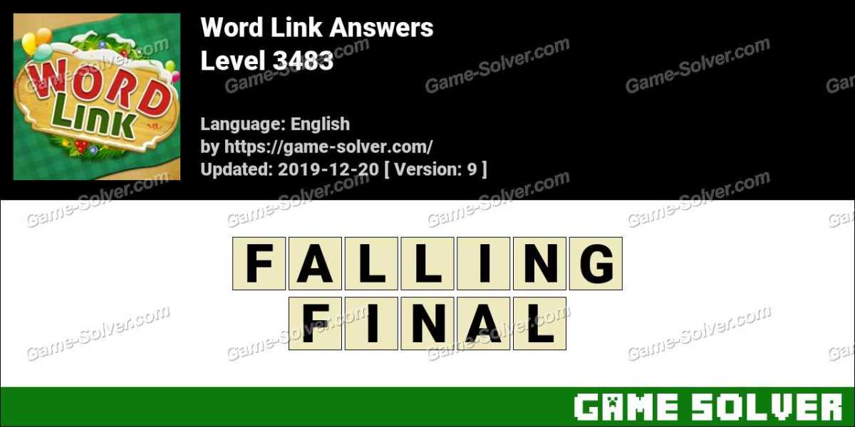 Word Link Level 3483 Answers