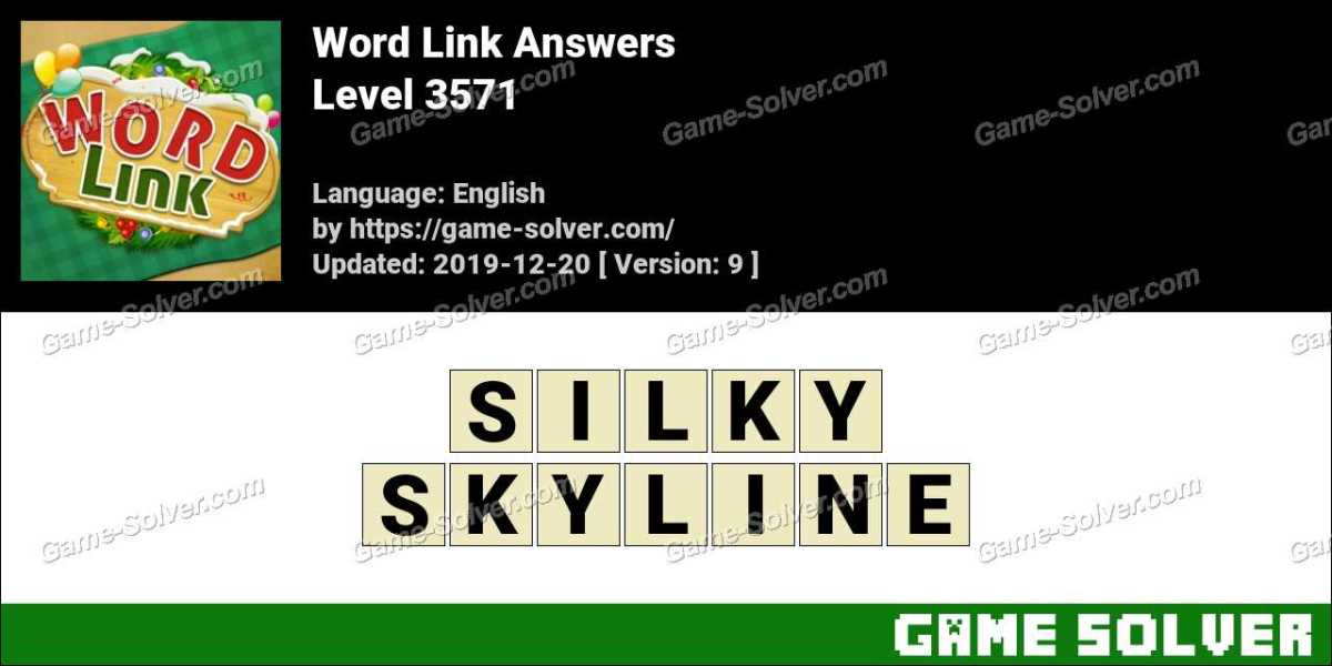 Word Link Level 3571 Answers