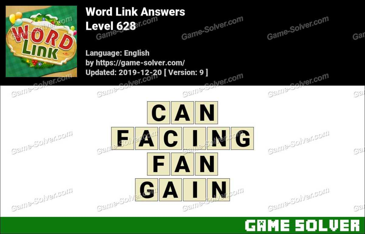 Word Link Level 628 Answers