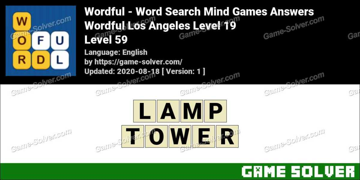Wordful Los Angeles Level 19 Answers