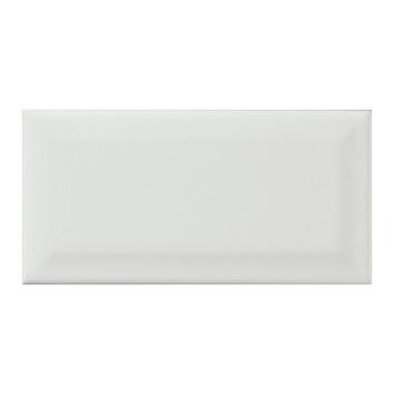 carrelage mural metro blanc 7 5x15 cm 0 5 m