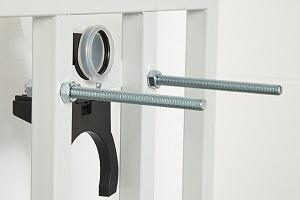 Zwevend Toilet Gamma : Staand toilet vervangen door hangtoilet gamma be