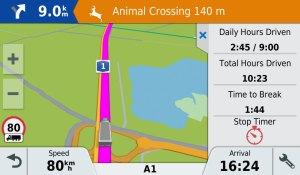 Stabilire de rute personalizate pentru camioane